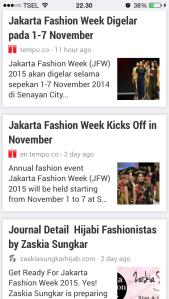 Kurio - Berita Jakarta Fashion Week