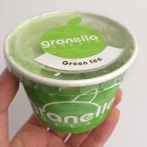 Granella Gelato Green Tea