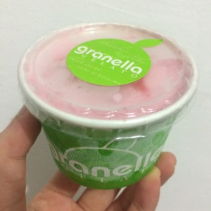 Granella Gelato Strawberry